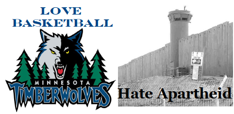 The MN Timberwolves are scheduled to play against the Israeli team, Maccabi-Haifa, this Tuesday, October 16. This game is part of Israel's vast public relations campaign to gloss over its […]